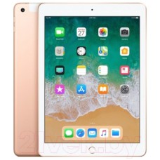 Планшет Apple iPad 2018 128GB LTE / MRM22 (золото)