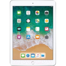 Планшет Apple iPad 2018 32GB LTE / MR6P2 (серебристый)