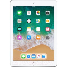 Планшет Apple iPad 2018 32GB Wi-Fi / MR7G2 (серебристый)