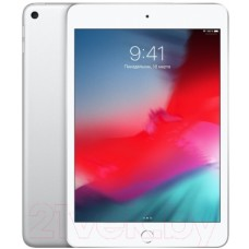 Планшет Apple iPad Mini 64GB LTE / MUX62 (серебристый)